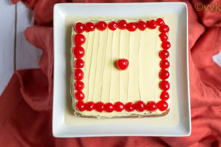 Eggless Tres Leches
