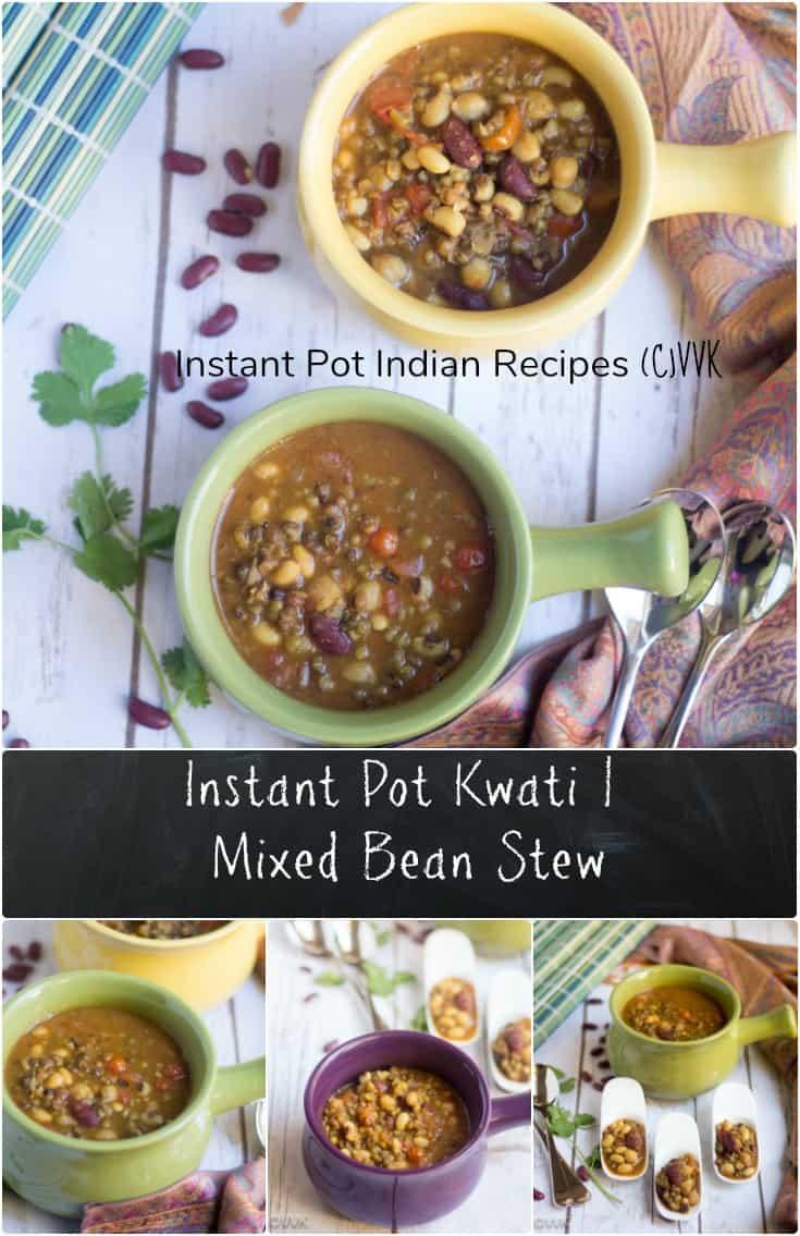 Instant Pot Nepali Kwati