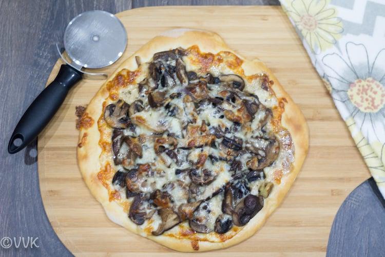 WildMushroomPizza