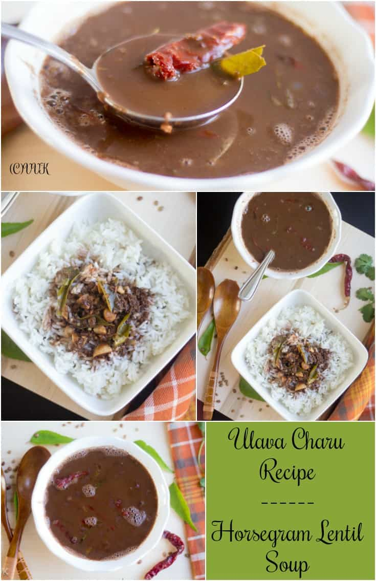 Instant Pot Ulava Charu Recipe | Horsegram Lentil Soup