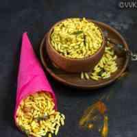Masala Pori | Spicy Puffed Rice