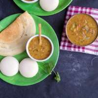 Tiffin Sambar | Sambar for Idli and Dosai