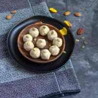 No-Cook Gluten-Free Laddus | Energy Balls