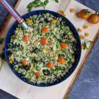 Quinoa Tabbouleh | Easy Tabbouleh Recipe