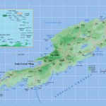Large Detailed Political Map Of Anguilla Anguilla Large Detailed Political Map Vidiani Com Maps Of All Countries In One Place