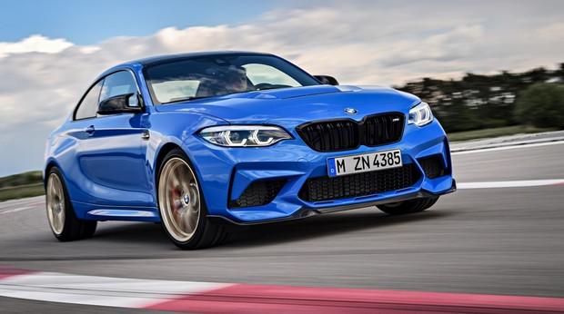 BMW M2 CS staza sprijeda