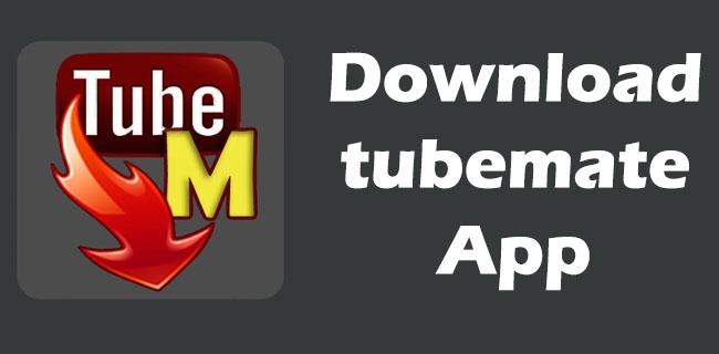 TUBEMATE 3.1.11 TÉLÉCHARGER