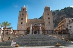 Cefalu Katedrala - Cathedral in Cefalu