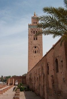 Marrakesh džamija - Koutubia Mosque