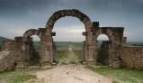 Volubilis - Roman ruins near Meknes