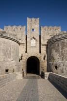 Rhodes d' Amboise gate