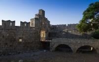 Rodos, zidine - Rhodes walls