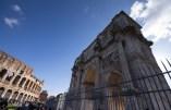 Konstantinov slavoluk - Arch of Constantine