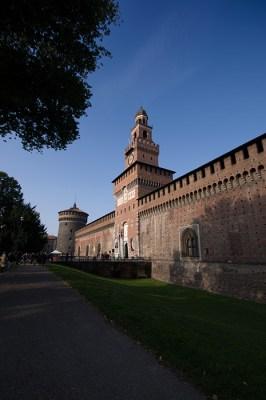 DMilano, Dvorac Sforza - Milan, Sforza Castle