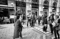 Milano, Galerija Vittorio Emanuelle II - Milan, Vittorio Emanuele II Gallery
