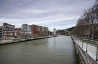 Bilbao, Ria del Nervion