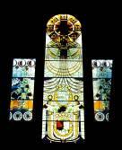Fabricación y restauración de vidrieras para iglesias