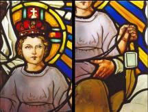 Fabricación y restauración de vidrieras para capillas