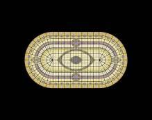 Vidrieras emplomadas para el Palacio Buenavista