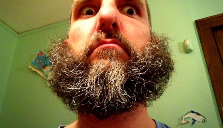A Magic Beard (Shocking Video)