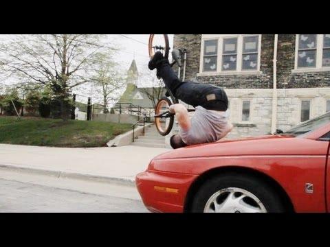 A Series Of Some Amazing Bike Tricks