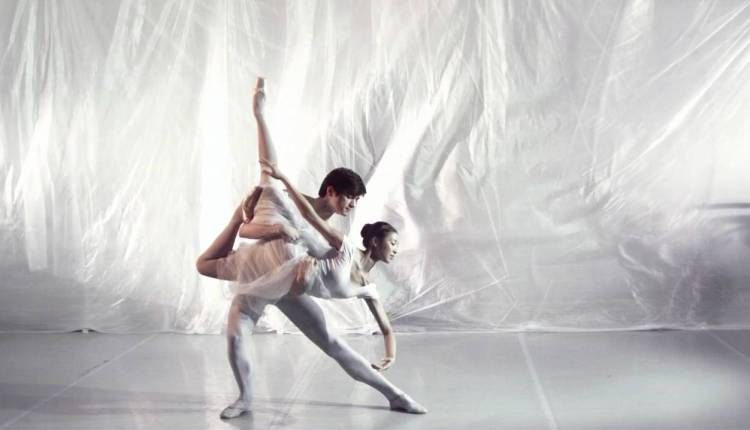 Amazing Ballet Dance In Super Slow Motion
