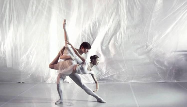 Amazing Ballet Dance In Super Slow Motion