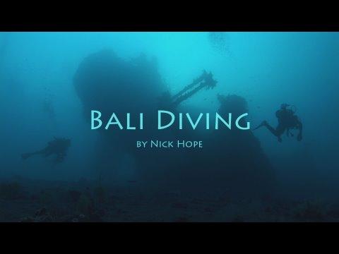 Amazing Sea Diving In Bali