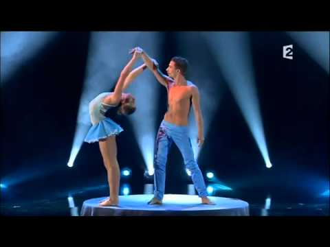 Artistic Golden Stars Presents: Hand to Hand Acrobatic Duo