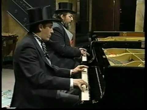Boogie Woogie Piano Twins