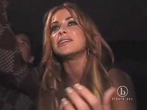 Carmen Electra Parties Out in NYC