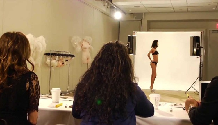 Casting The Victoria's Secret Fashion Show