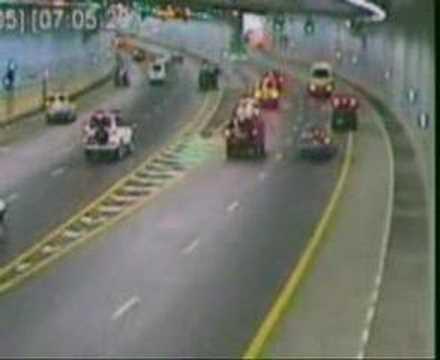 Crazy Accidents on Dubai Roads