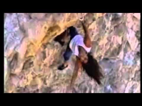 Dan Osman Extreme Climbing Jumbing
