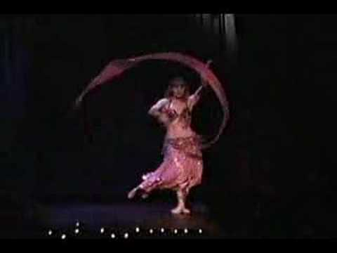 Fantastic Ribbon Dance by Sabiba