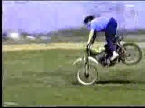 Fat Woman Falls Off Bike