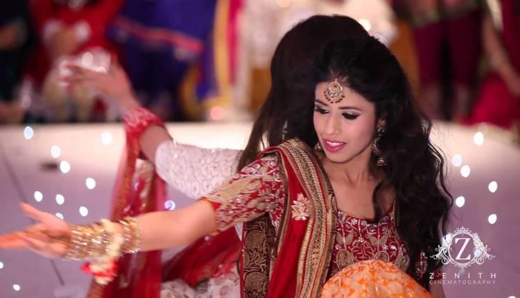 Hira And Sid Wedding Best Mehndi Dance