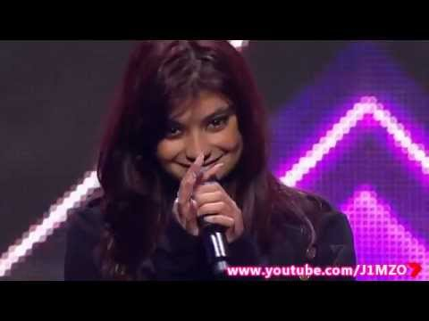 Jayanthy Murugesu At x-Factor Auditions