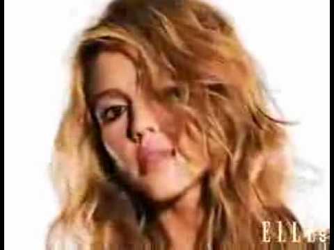 Jessica Alba ELLE Photoshoot