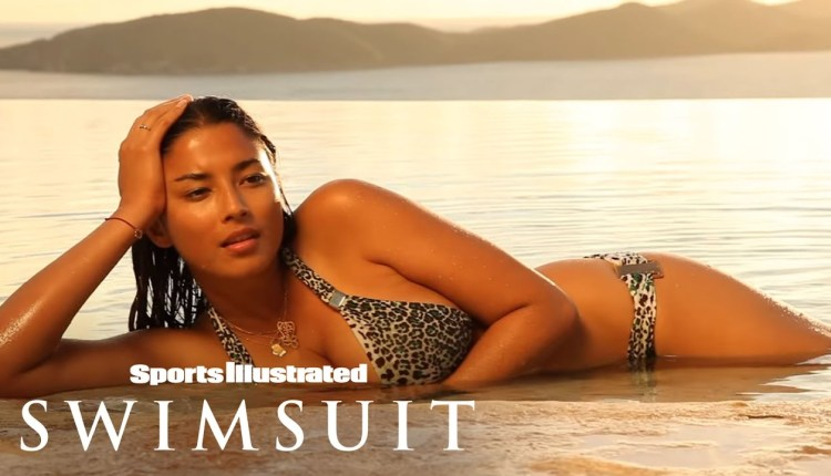 Jessica Gomes Sports Illustrated Swimsuit Shoot