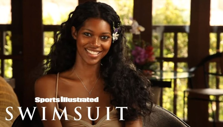 Jessica White for SI Swimsuit Shoot