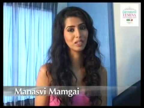 Miss India Winner Manasvi Mamgai
