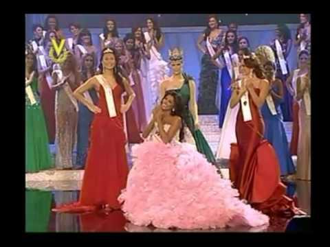 Miss Universe 2009 Winner Miss Stefanía Fernández