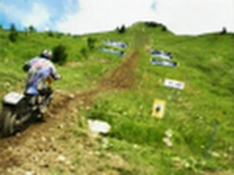 Motorbike Challenge: Impossible Hill