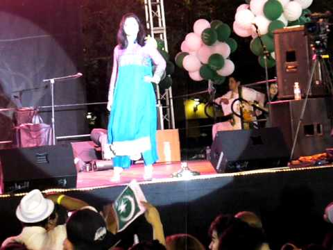 Pakistan Day Los Angles Fashion Show