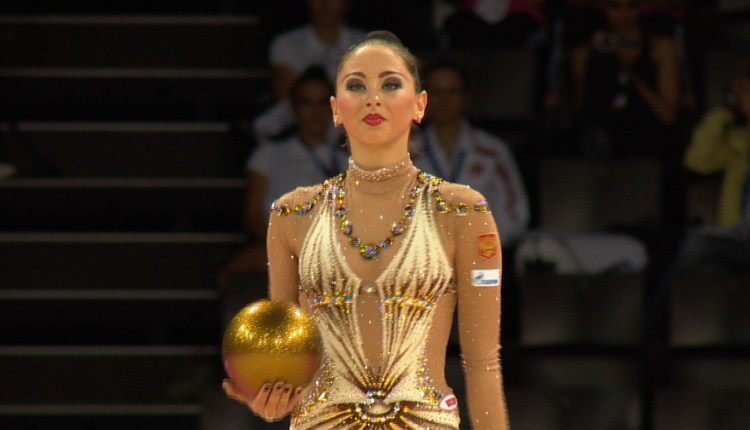Rhythmic Gymnast World Champion Daria Kondakova