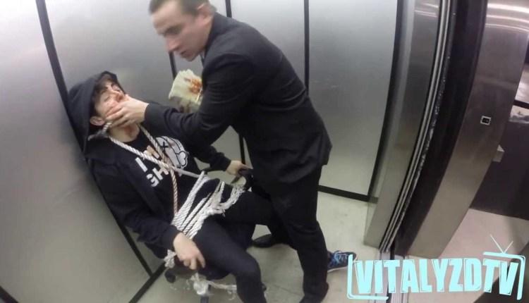 Russian Hitman Hostage Prank