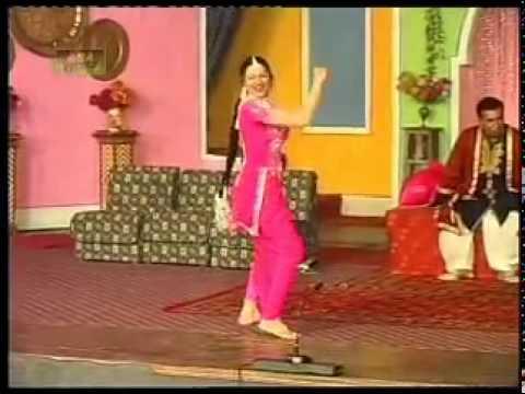 Saima Khan Mujra: Wey Gujjara Wey