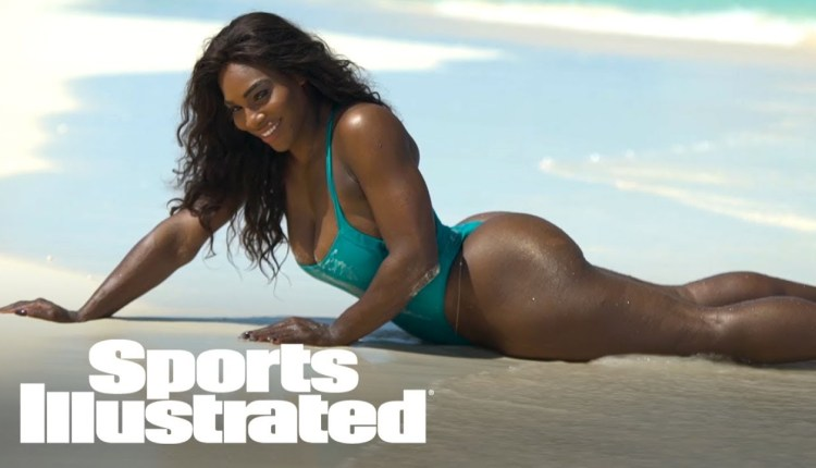 Serena Williams Exclusive Photoshoot
