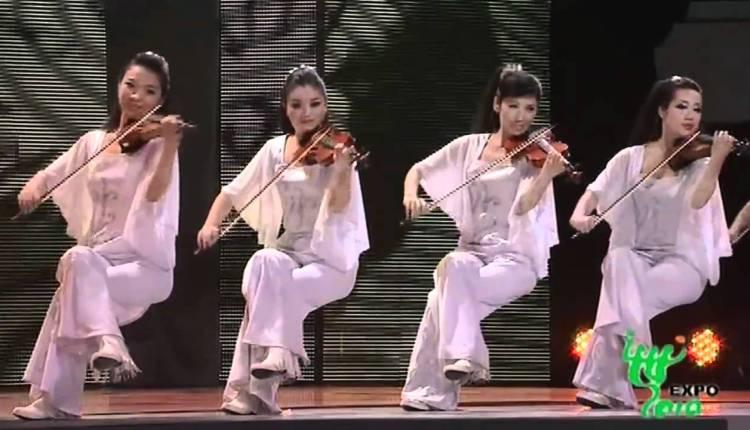 Shanghai World Expo Closing Ceremony